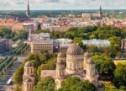 Riga, le petit Paris Balte.