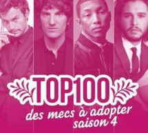 Coup d'envoi de la 4ème édition du top 100 des mecs à adopter #100MECS