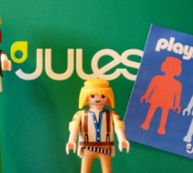 JULES : collection capsule Playmobil@ .