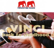 Twins for Peace – BE COOL BE GOOD