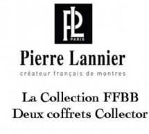 Pierre Lannier – La Collection FFBB : Deux coffrets Collector.