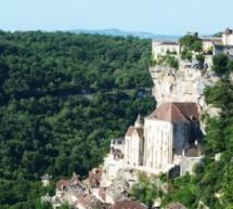 Voyage dans le Lot : Rocamadour .