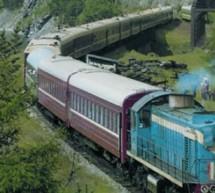 Le Transsibérien, un voyage mythique à la découverte de l'Orient.