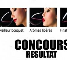 CONCOURS VINTURI : Résultat !!!