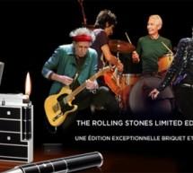 S.T.Dupont & Rolling Stones entre en scène !!!
