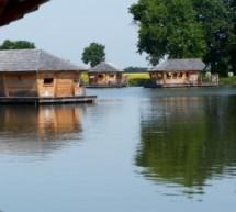 Voyage de presse : La Vienne – Le Village Flottant de Pressac .