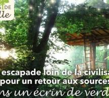 Voyage de presse : La Vienne – Le parc de la Belle.