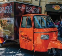 LE FOOD TRUCK HARD ROCK CAFE ! Samedi 12 septembre 2015 !!!