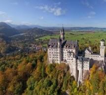La Bavière, pays des châteaux de contes de fées