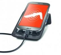 Gigaset : Avec le MobileDock Gigaset, le smartphone trouve sa place à la maison comme au bureau !