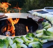 OFYR : Un braséro plancha comme nouvelle approche de l'art culinaire et de l'accueil en extérieur…