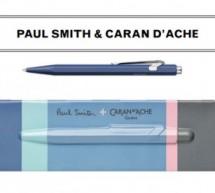 PAUL SMITH & CARAN D'ACHE !