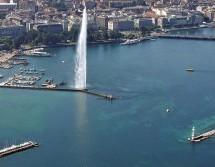 Geneve, la ville du bout du lac