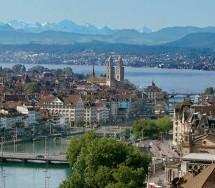 Zurich, la vie en vert
