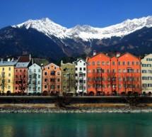 Innsbruck, le charme du Tyrol.
