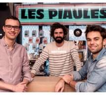 LES PIAULES : Ouverture de l'Auberge de Jeunesse design de Ménilmontant à Paris