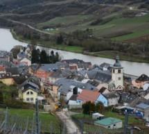 La Moselle Luxembourgeoise et ses vignobles . Part 1 !