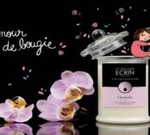La Bougie Ecrin : un bijou dans chaque bougie !