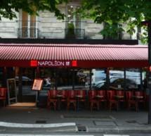 NAPOLEON III  : La belle brasserie des Buttes Chaumont !