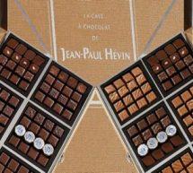 Jean-Paul Hévin dévoile sa nouvelle Cave à chocolats.