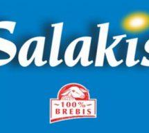 Tortilla pommes de terre et Salakis nature.