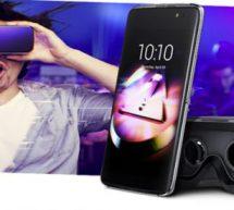 IDOL4 Alcatel avec la réalité virtuelle incluse.