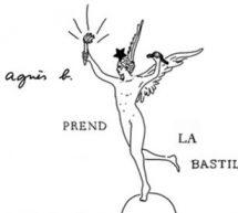 Agnès B. prend la Bastille…