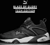 Puma innove avec la Trinomic Blaze Winter Tech Trainers.