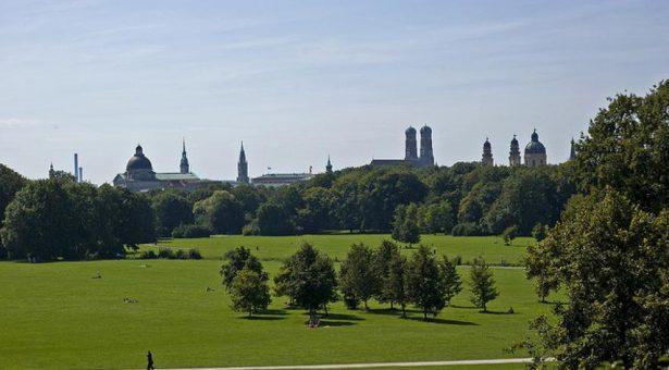 Munich : de la tradition au nudisme en pleine ville…