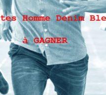 CONCOURS BONOBO : 3 vestes Homme Denim Bleached à GAGNER !