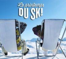 France Montagnes lance « Le printemps du ski »