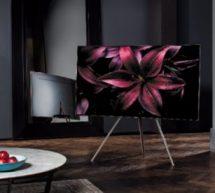 Samsung redéfinit les codes de la TV avec QLED et la présentation de « The Frame ».