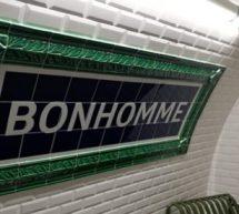 Bonhomme « grooming for men ».