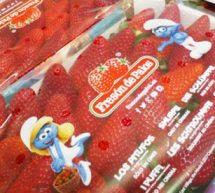 La fraise d'Europe… c'est la star du printemps pour les fraisophiles!