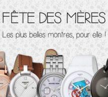 Une montre, un beau cadeau pour la fête des mères !