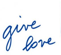 Agnès b. : Give love !