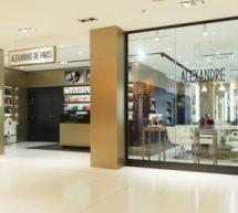 Alexandre de Paris ouvre son nouveau flagship coiffure auxGaleries Lafayette Paris Haussmann.