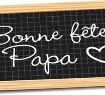 Les papas seront à l'honneur le 18 juin !