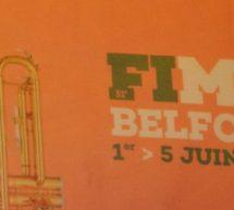 Belfort et le FIMU (Festival International de Musique Universitaire).