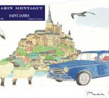 Saint James édite un coffret en édition limitée avec l'artiste Marin Montagut.