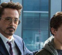 Robert Downey Jr. irrésistible en Silhouette dans le nouveau Spider-Man : Homecoming !