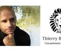 Thierry Blondeau, un créateur de parfums.