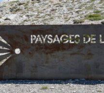 La montagne de Lure dans les Alpes de Haute Provence.