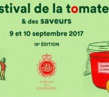 La tomate est reine au Château de la Bourdaisière.