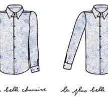 agnès b. les plus belles chemises pour la rentrée.