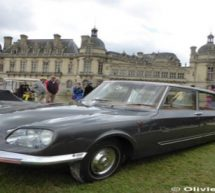Chantilly célèbre l'automobile.