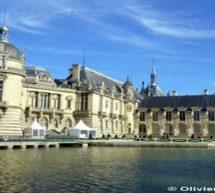 Chantilly 10 septembre : Automobile, Art et Élégance.