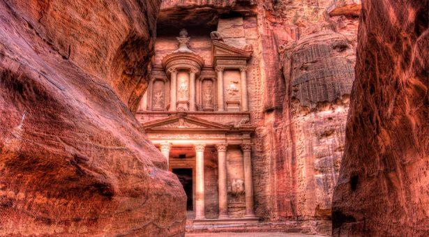 Petra : la 8ème merveille du monde