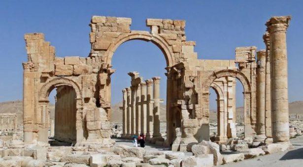Syrie : patrimoine menacé de disparition