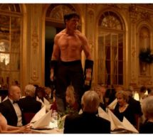 » The Square  » de  Ruben Östlund.